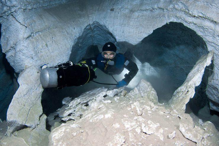 Eksploracja jaskini Orda 7