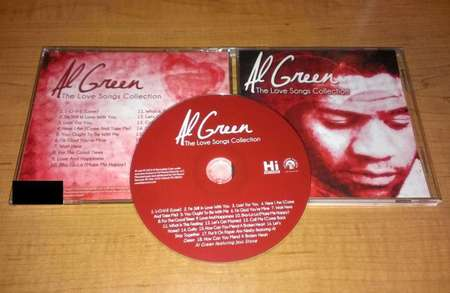 Cover: Al Green-The Love Songs Collection-2013-Whoa
