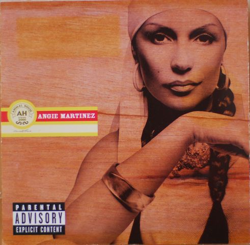 Cover: Angie Martinez - Animal House-2002-VERiTAS_INT