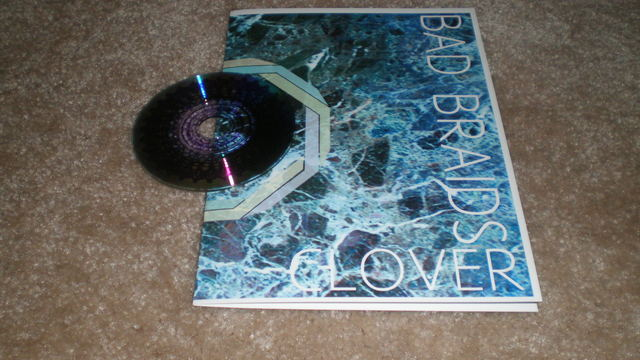 Cover: Bad Braids - Clover-(CDS)-2012-MTD