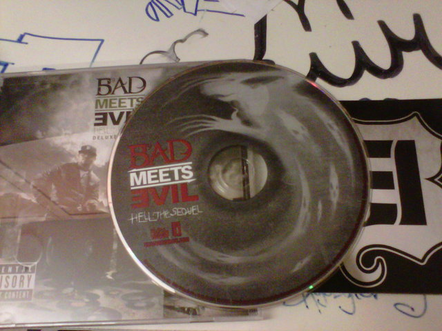Cover: Bad Meets Evil - Hell the Sequel-(Deluxe Edition)-2011-CMS
