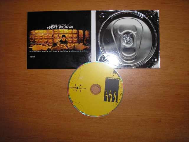 Cover: Beat Drunx - Beat Drunx-Retail_CD-2010-LiViTY