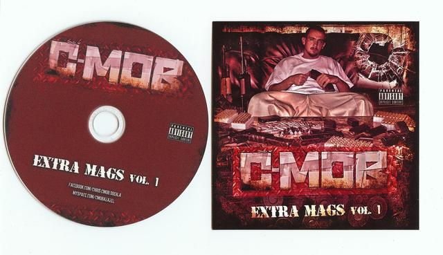 Cover: C-Mob - Extra Mags Vol. 1-2011-CR
