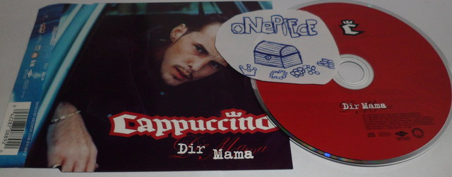 Cover: Cappuccino - Dir Mama-DE-CDM-FLAC-1999-oNePiEcE