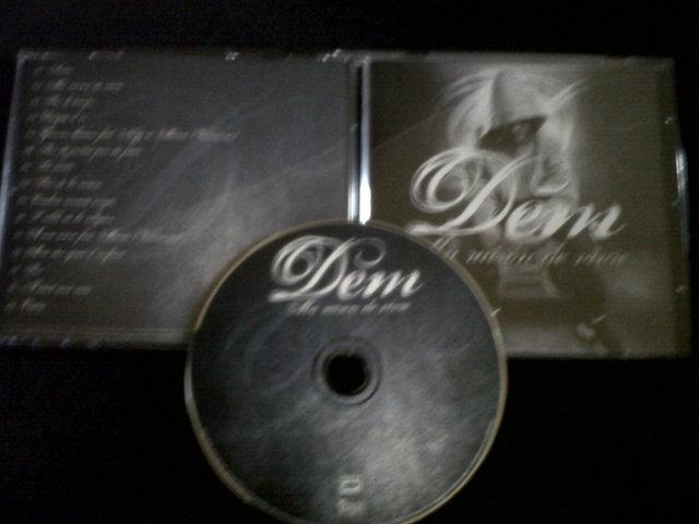 Cover: Dem - Ma Raison De Vivre-FR-2012-H5N1