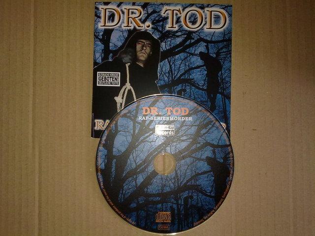 Cover: Dr. Tod - Rapserienmoerder-DE-2011-YSP