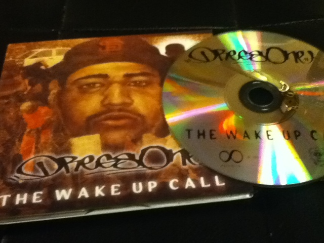 Cover: Dregs One - The Wake Up Call-2011-CR