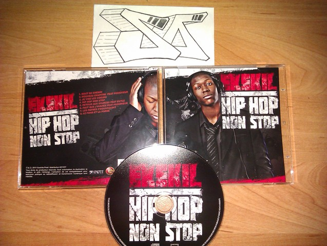 Cover: Ekekil - Hip Hop Non Stop-FR-2011-SO