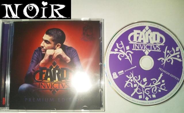Cover: Fard - Invictus-Premium_Edition-DE-2011-NOiR