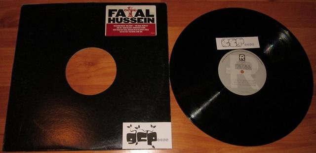 Cover: Fatal Hussein - Getto Star-(RPROLP0691)-Promo_VLS-1997-GCP