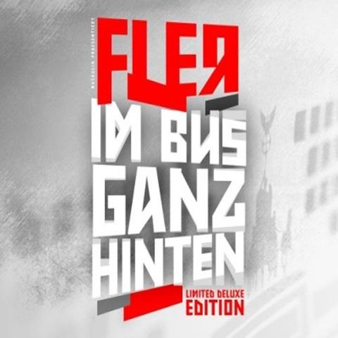 Cover: Fler - Im Bus ganz hinten Deluxe Edition-DE-2011-RAF