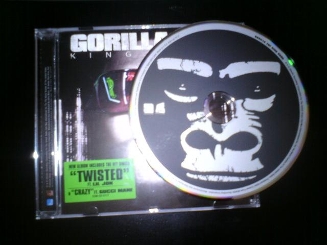 Cover: Gorilla Zoe - King Kong-2011-H3X