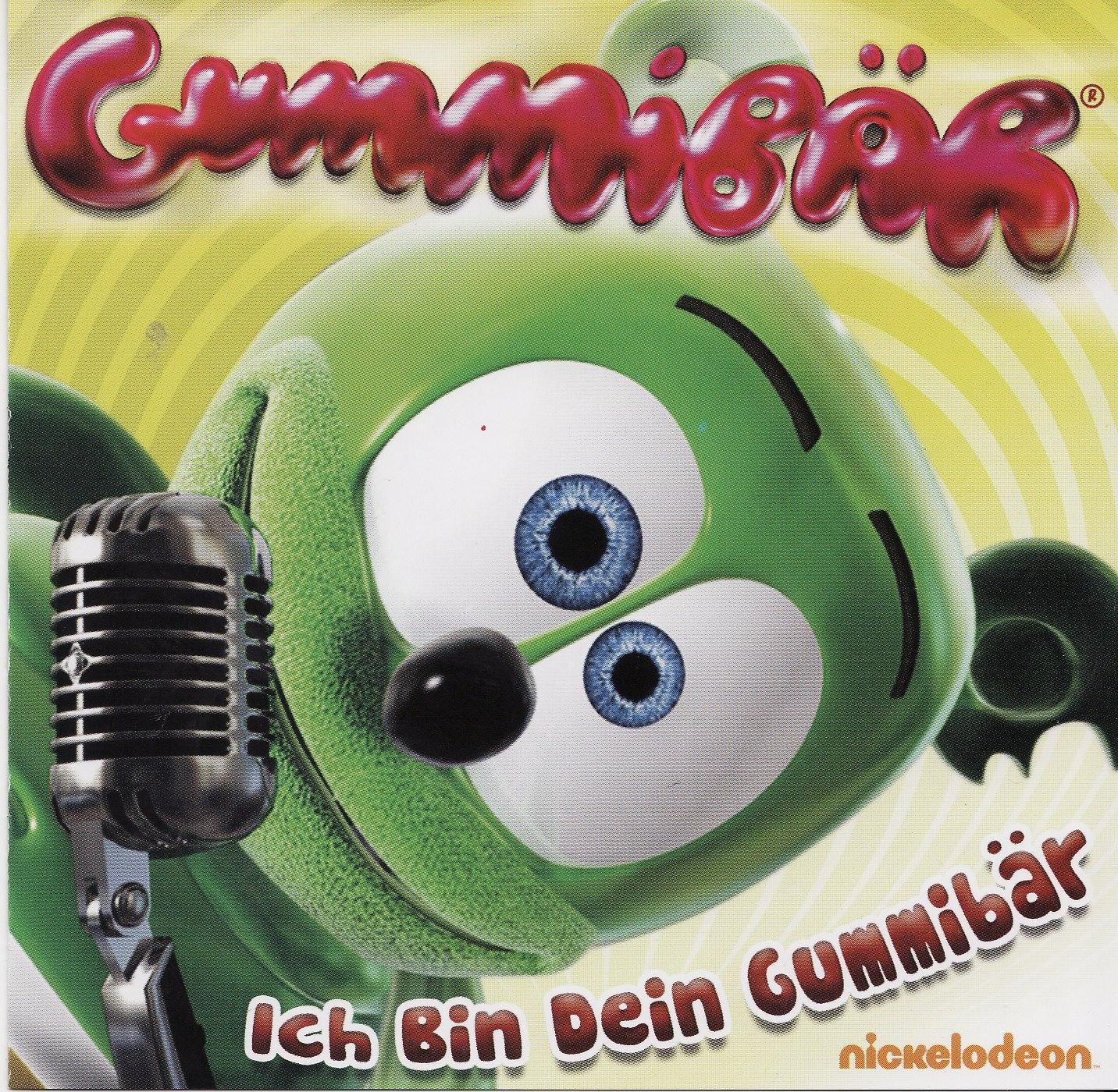 ummibaer-Ich Bin Dein Gummibaer-De-2010