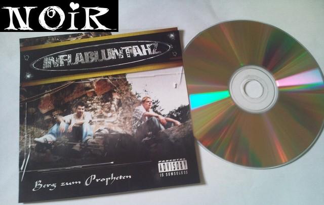 Cover: Inflabluntahz - Berg Zum Propheten-CDR-DE-2005-NOiR