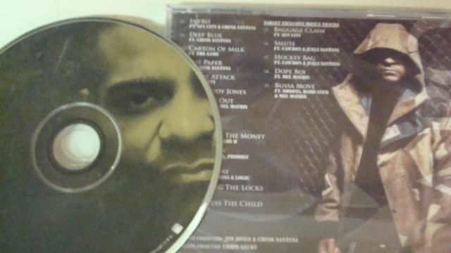 Cover: Jim Jones - Capo (Deluxe Edition)-2011-CR