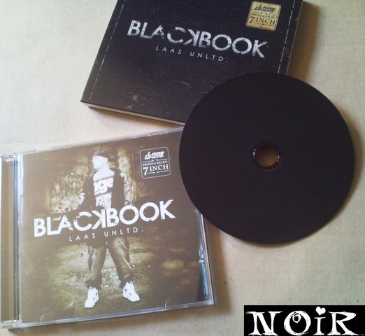Cover: Laas Unltd. - Blackbook-DE-2011-NOiR