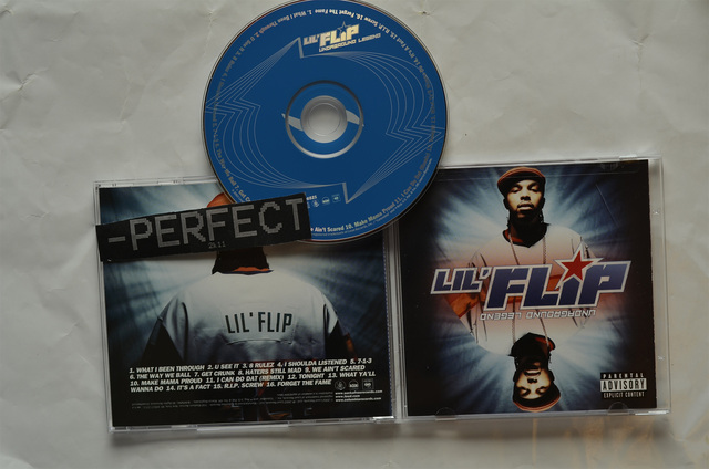 Cover: Lil Flip - Undaground Legend-CD-FLAC-2002-PERFECT