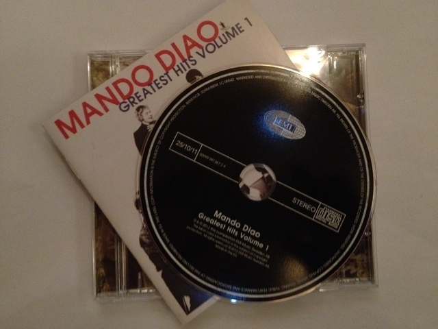 Cover: Mando Diao - Greatest Hits Vol.1-2012-YSP