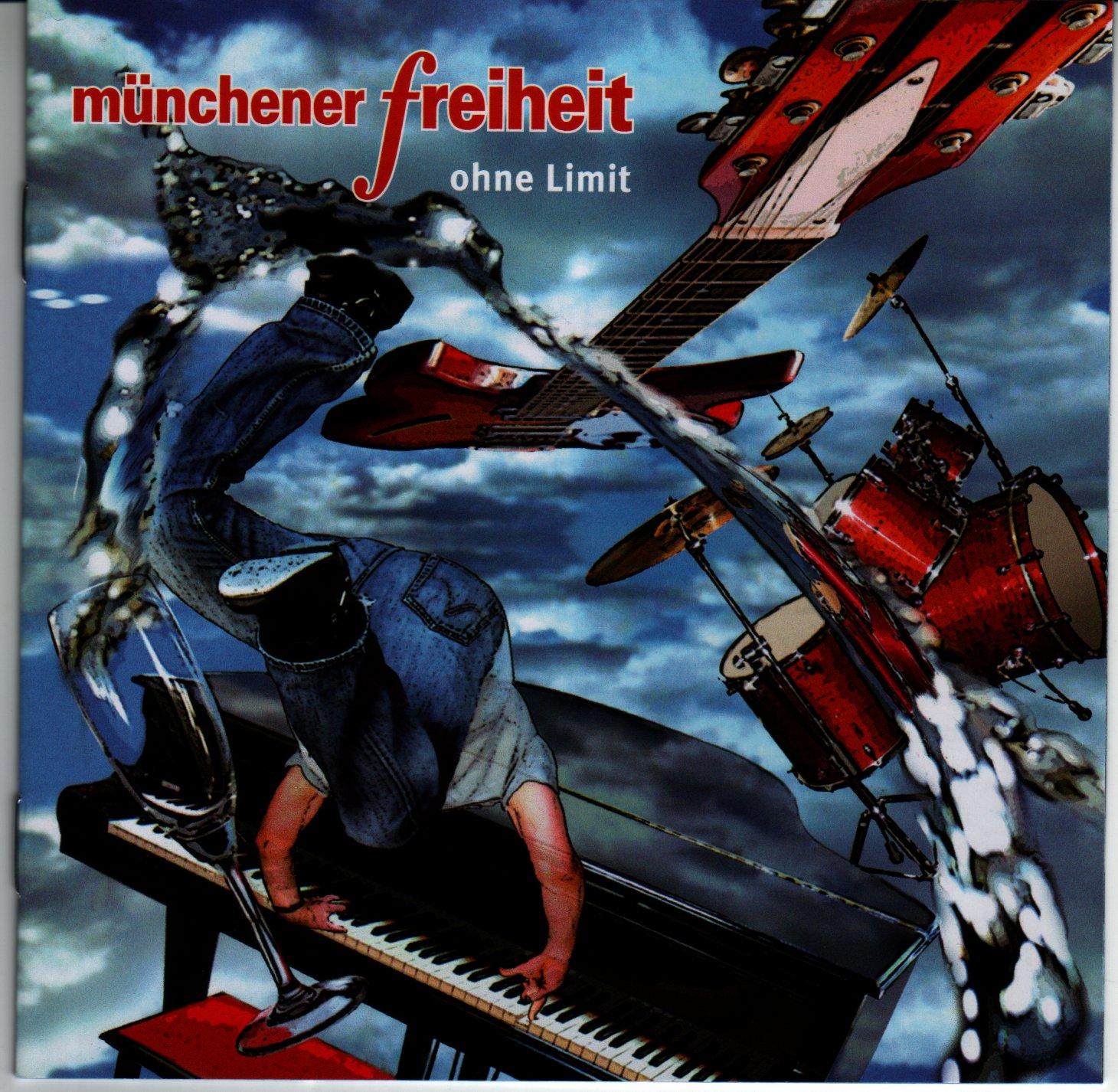 Muenchener Freiheit - Ohne Limit-2010