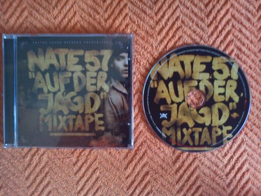 Cover: Nate57 - Auf der Jagd (2011)