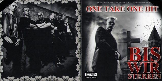 One Take One Hit-Bis Wir Sterben-De-2010