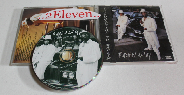 Cover: Rappin 4-Tay - Introduction To Mackin-CD-FLAC-1999-2Eleven