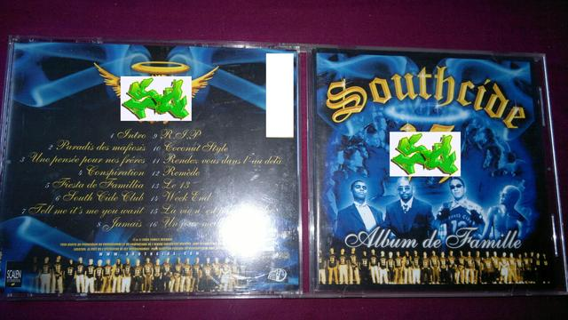 Cover: Southcide 13 - Album De Famille-FR-2000-SO_INT