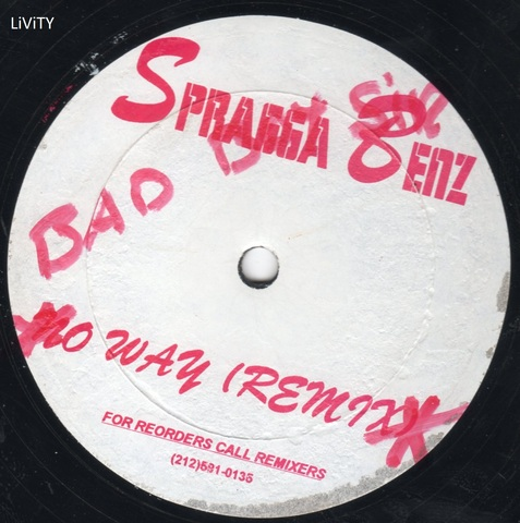Cover: Spragga Benz - No Way (Remix)-12Inch_Vinyl-200x-LiViTY