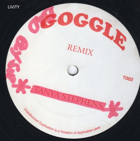 Cover: Tanya Stephens - Goggle (Remix)-12Inch_Vinyl-200x-LiViTY