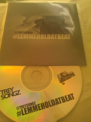 Cover: Trey Songz - Lemmeholdatbeat-Bootleg-2010-CR
