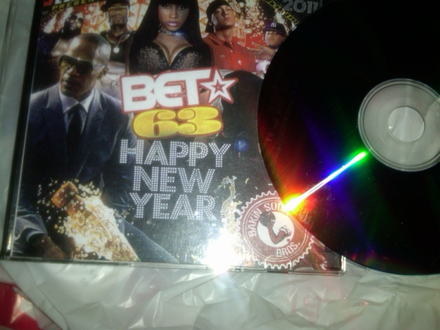 Cover: VA - DJ E Luv Yall Presents BET 63 (Happy New Year)-(Bootleg)-2011-MTD