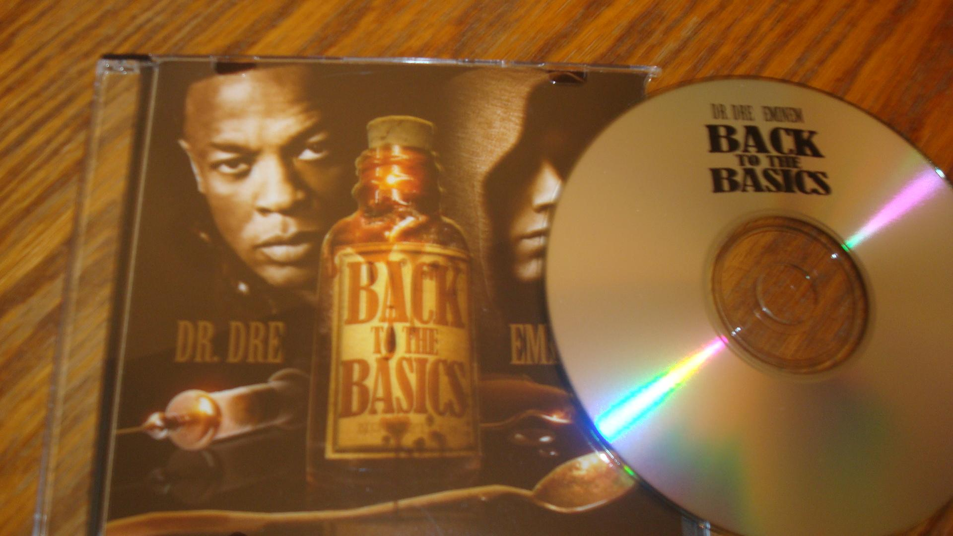 Eminem And Dr.Dre-Back To The Basics-(Bootleg)-2010