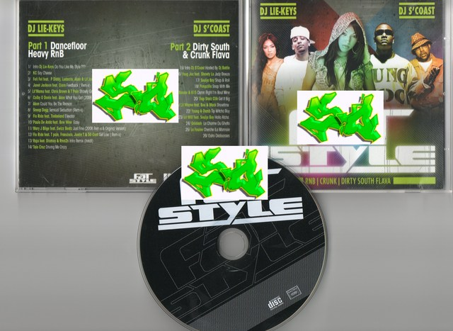 Cover: VA - Fat Style (Mixed By DJ Lie-Keys and DJ Scoast)-(Bootleg)-2008-SO