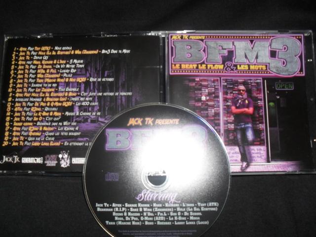 Cover: VA - Le Beat Le Flow Et Les Mots Vol.3-(Bootleg)-FR-2011-H5N1