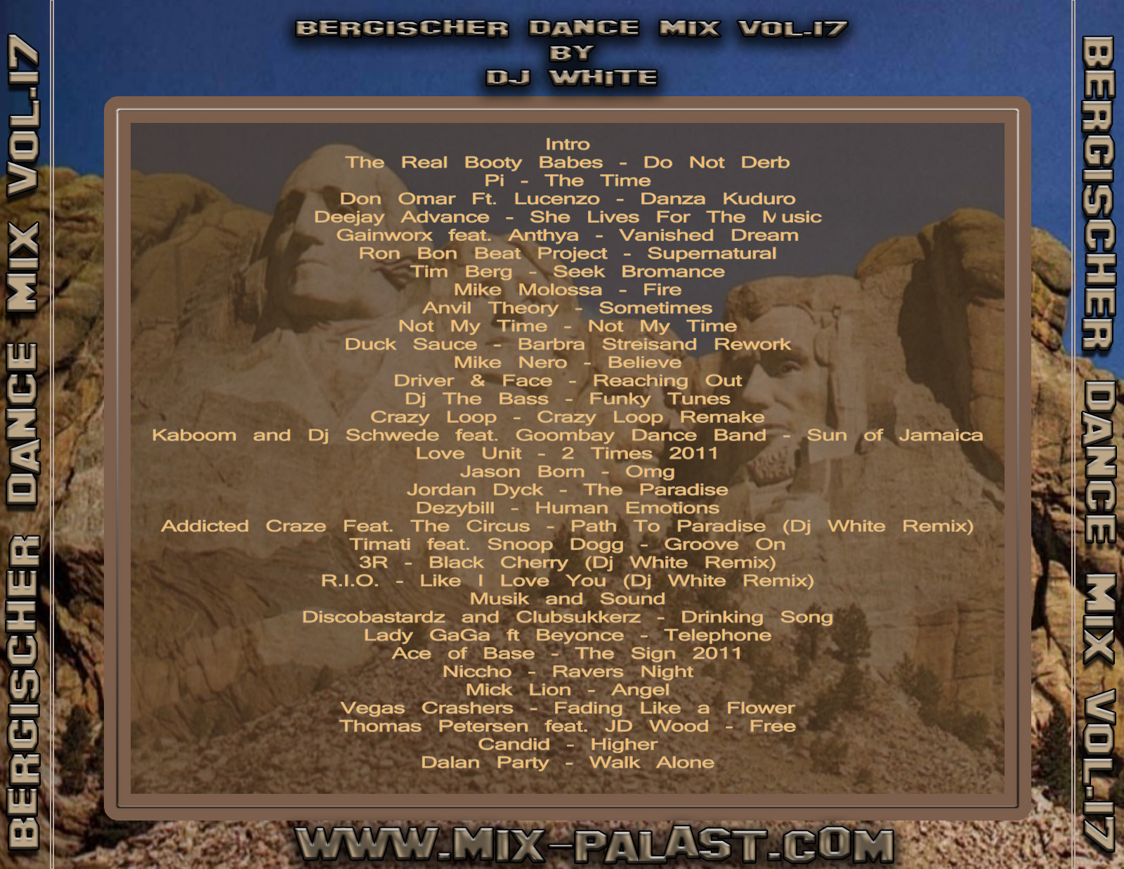 Va-Bergischer Dance Mix Vol.17-2011