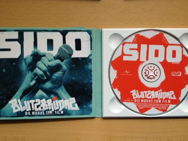 Cover: VA - Sido Blutzbruedaz (Die Mukke Zum Film)-DE-2011-YSP