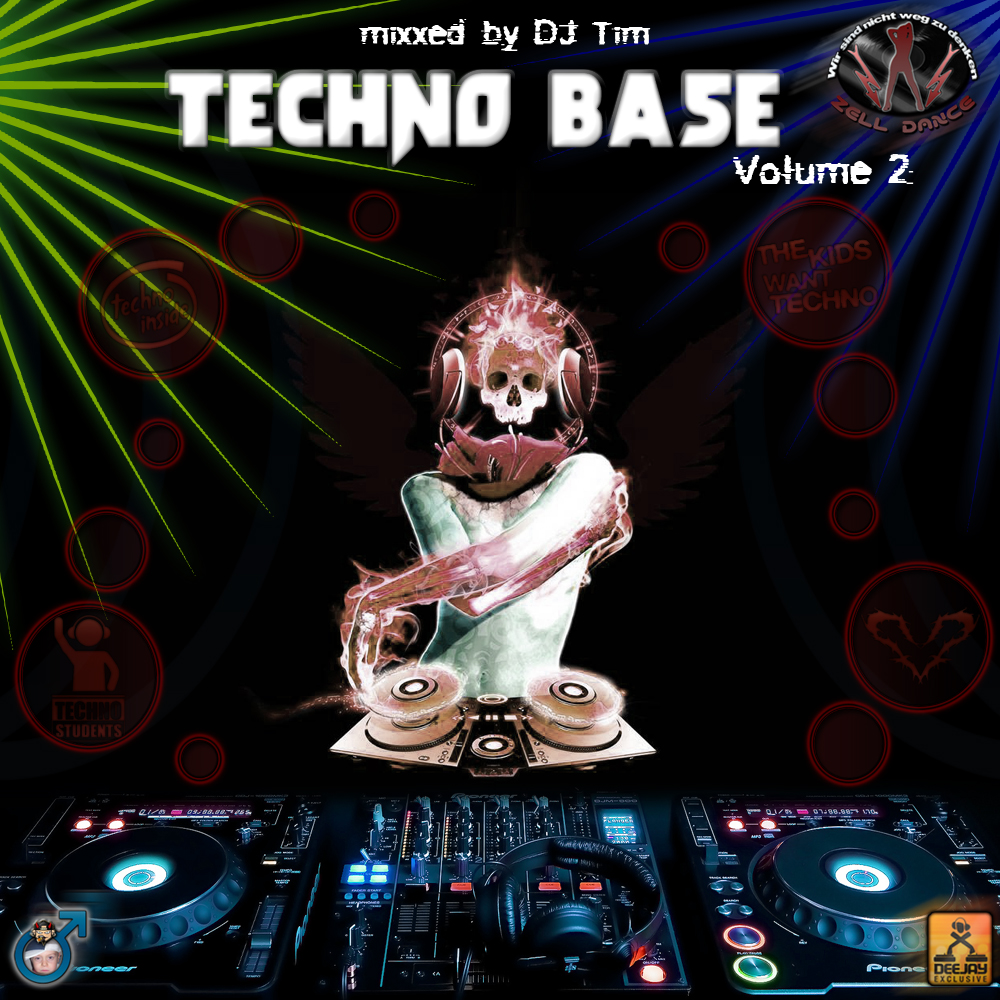 Va-Techno Base Volume 02-2010-ZellDance