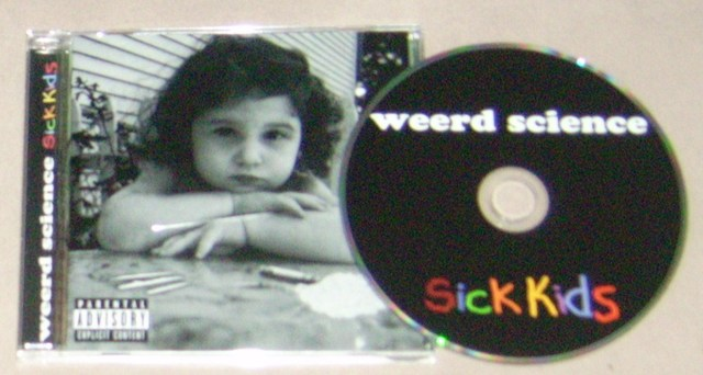 Cover: Weerd Science - Sick Kids-2011-FiH