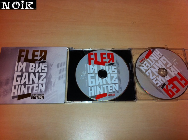 Cover: Fler - Im Bus Ganz Hinten-2CD-Limited_Deluxe_Edition-DE-2011-NOiR