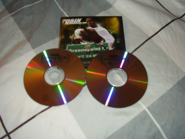 Cover: Magno - Greenspoint of View-Bootleg-2CD-2010-FiH