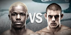 Guillard vs. Lauzon (Foto via Zuffa LLC)