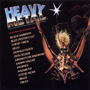 Heavy Metal Original Soundtrack (1981)