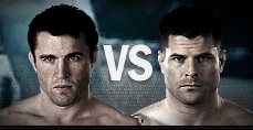 Sonnen vs. Stann (Foto via Zuffa LLC)
