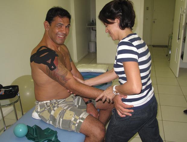 Nogueira ist weiter fleißig. (Foto: sportv.globo.com)