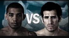Aldo vs. Florian (Foto via Zuffa LLC)