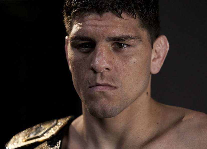 Strikeforce Weltergewichtschampion Nick Diaz (Foto by fiveouncesofpain.com)