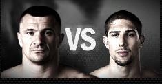 Mirko Filipovic (27-8-2 (1)) vs. Brendan Schaub (7-1) [Foto via UFC.com]
