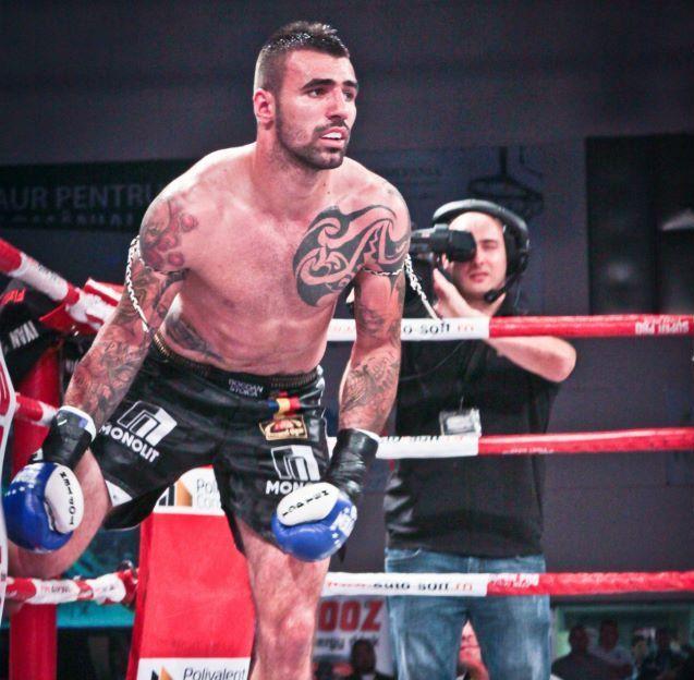 Will möglichst bald wieder in den Ring steigen: Bogdan Stoica. (Foto: SuperKombat)