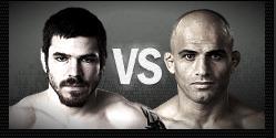 Jim Miller (19-2) vs. Kamal Shalorus (7-0-2) [Foto via UFC.com]