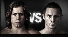 Urijah Faber (24-4) vs. Eddie Wineland (18-6-1) [Foto via UFC.com]
